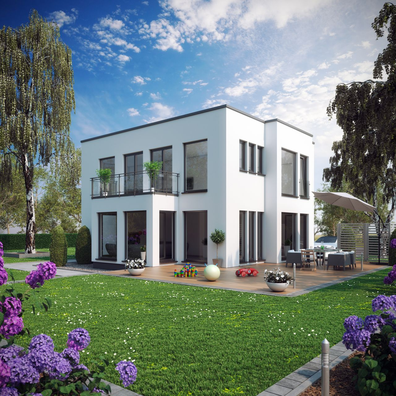 Ihr habt die Vision - Wir bauen Ihr Traumhaus